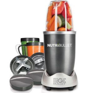 NutriBullet 600 test stolných mixérov