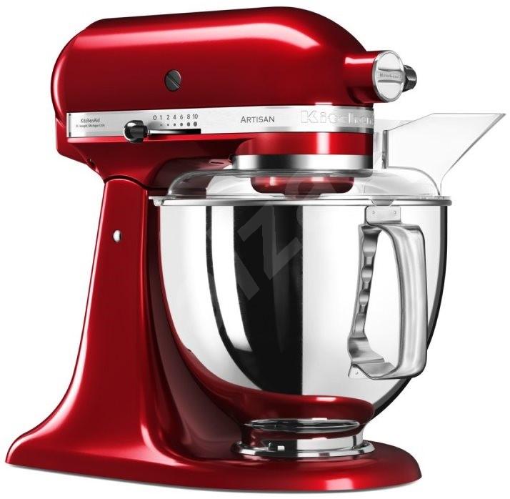 Robot kitchenaid vintage červený