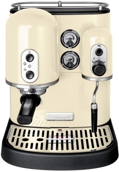 Kitchenaid vintage kávovar bežový