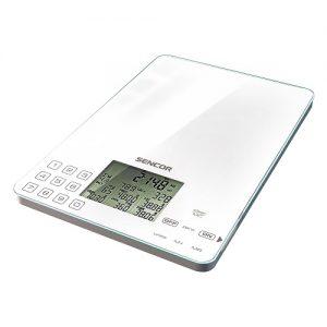 Váha s nutričnými hodnotami Sencor SKS6000