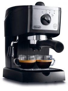 Aký kávovar vybrať? Delonghi ec 156b