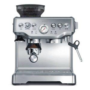 kvalitný kávovar Catler es 8013 strieborny