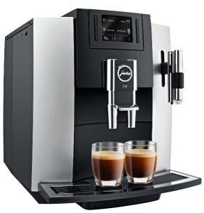 najkvalitnejsi kavovar Jura E8
