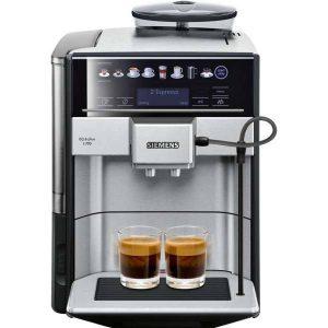 nerezovy Espresso Siemens EQ