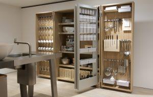 Śikovne skrine do kuchyne
