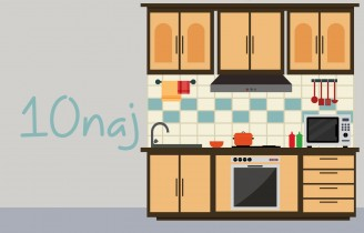 10 najkrajších kuchynských liniek! Lacné kuchyne do bytu alebo domu